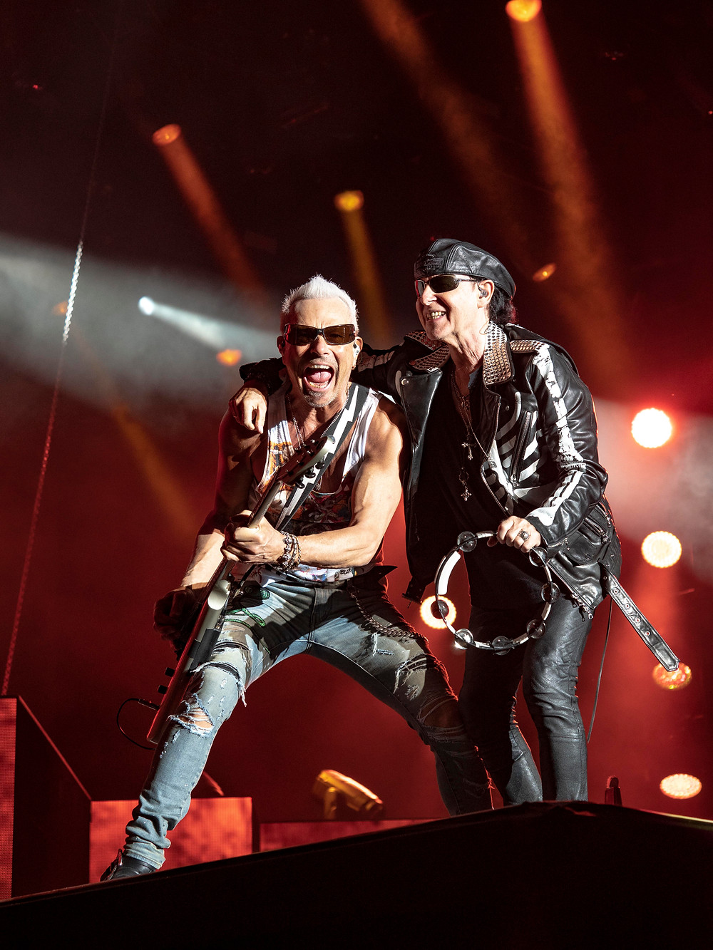 Music Photography, Scorpions at Bloodstock 2019