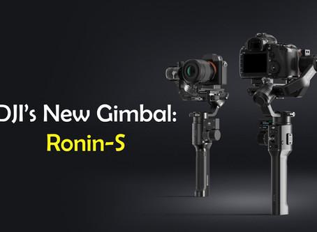 CES 2018: Handheld Gimbals - DJI Returns!