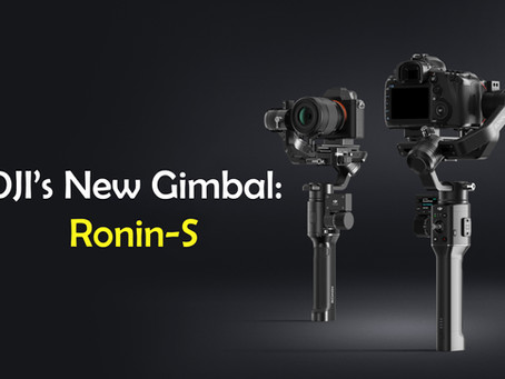 CES 2018: Handheld Gimbals - DJI Returns!