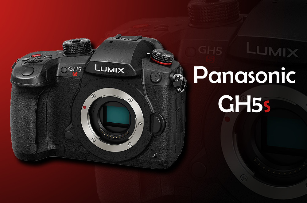 Panasonic GH5-s