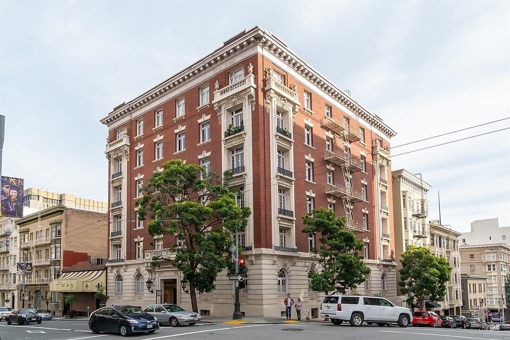 The Belgravia in San Francisco: a Gem on Jones, a Sapphire on Sutter