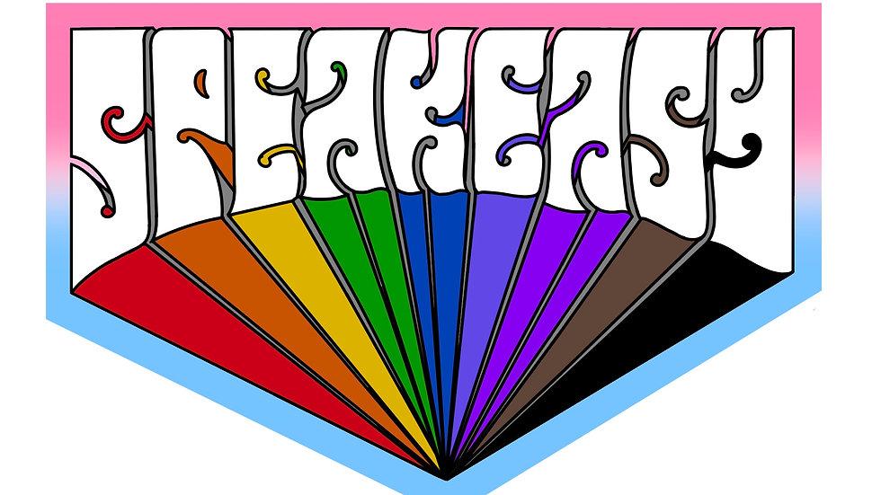 Pride Speakeasy sticker