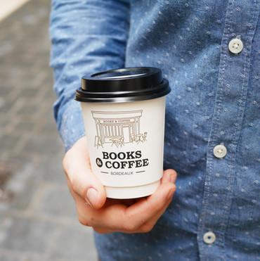 Tous nos cafés s'emportent