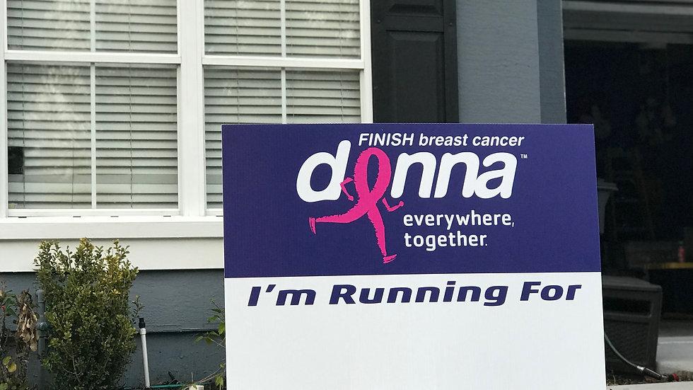I'm Running For...