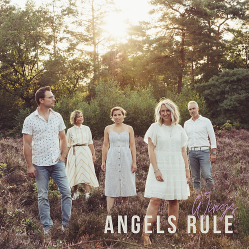 CD: Angels Rule - Wings (Live edition)