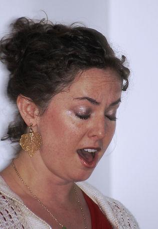 Issy Adams - singer