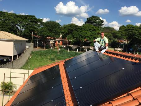 Ar Condicionado com Geração Fotovoltaica