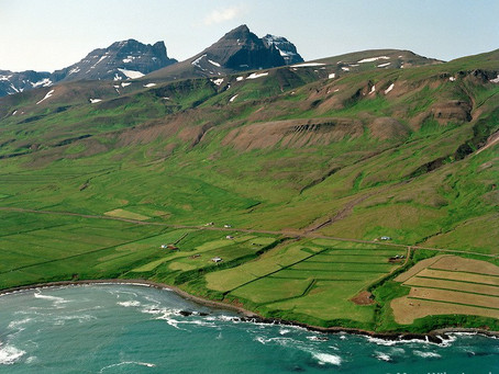 Geitavík – and the Magician Who Lost