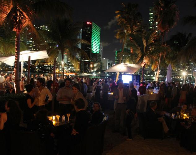 Mandarin Oriental Hotel Miami. Art Aucti