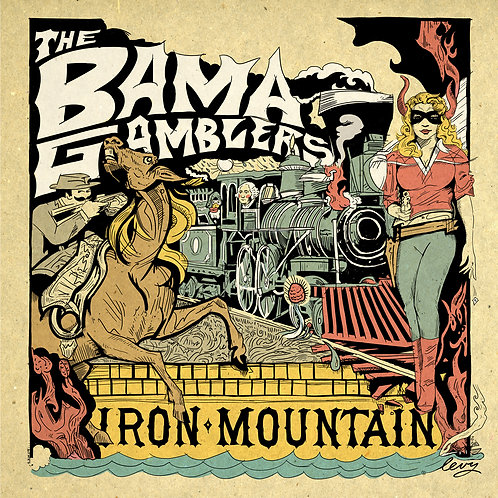The Bama Gamblers - Iron Mountain
