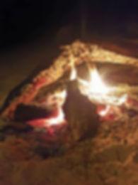 Firemking in Wadi Rum