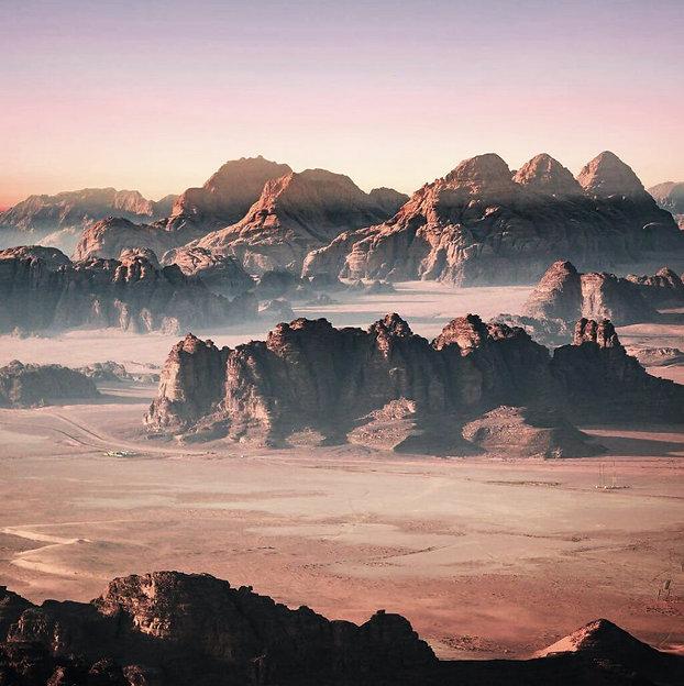 Best Wadi Rum itineraries