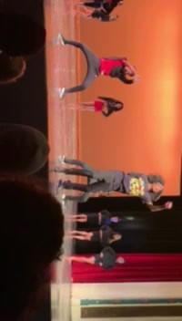 Olu Dixon Tap Dance Solo