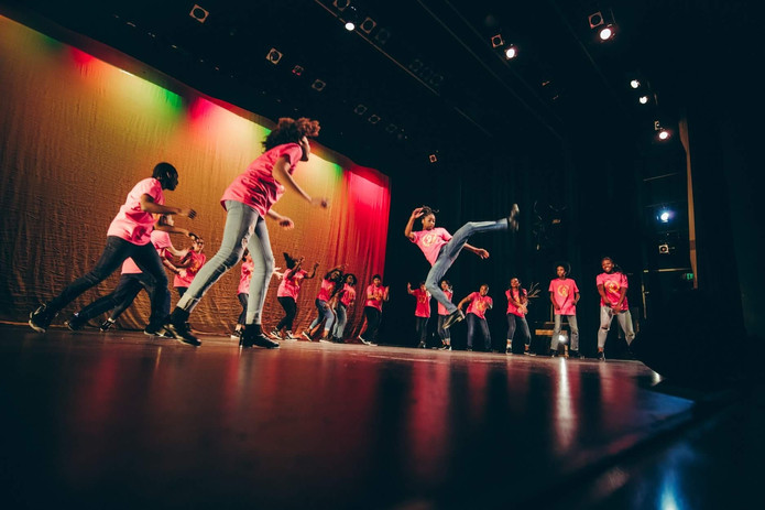 Northwest Tap Connection Performance Paul Robeson Performing Arts Center