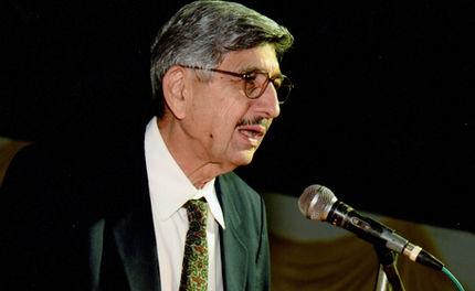 Parsi Dharamshala & Godrej Hall - President - Mr. Baman Rustomji Cama