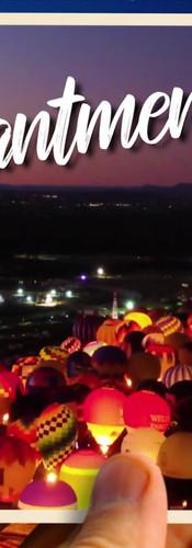 Ballon Fiesta 2020 commercial
