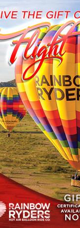 Rainbow Ryders Web