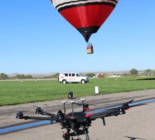 Colibri Media Drone