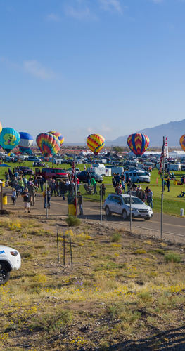 Colibri Team at Balloon Fiesta