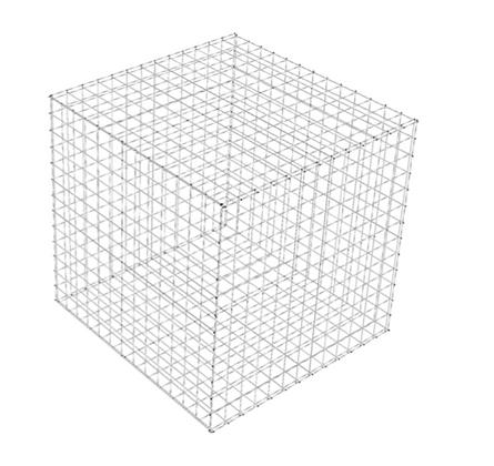 1 m x 1m x 1m    (L x B x H)