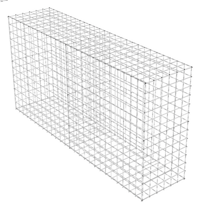 2m x 0,5m x1m (L x B x H)