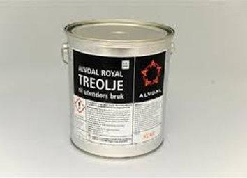 Royal Treolje (Linolje)