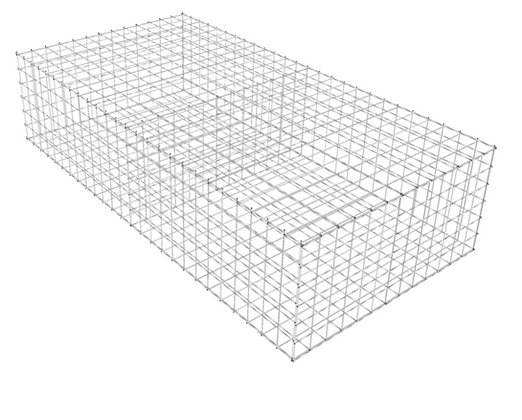 2m x 1m x 0,5m (L x B x H)