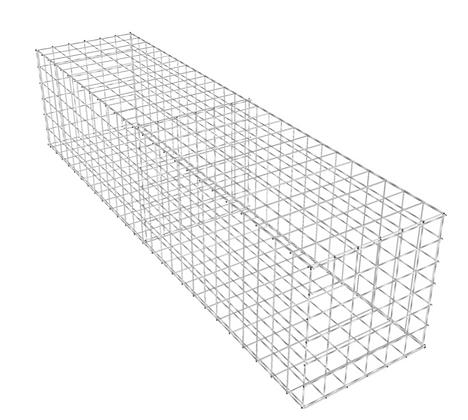 2m x0,5m x 0,5m (L x B x H)