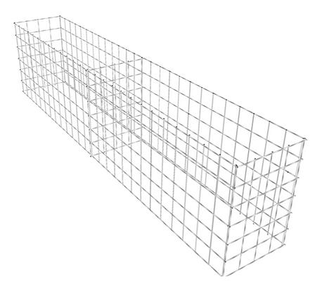 2m x 0,3m x 0,5m (L x B x H)