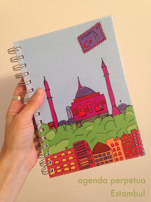 Agenda perpetua Estambul
