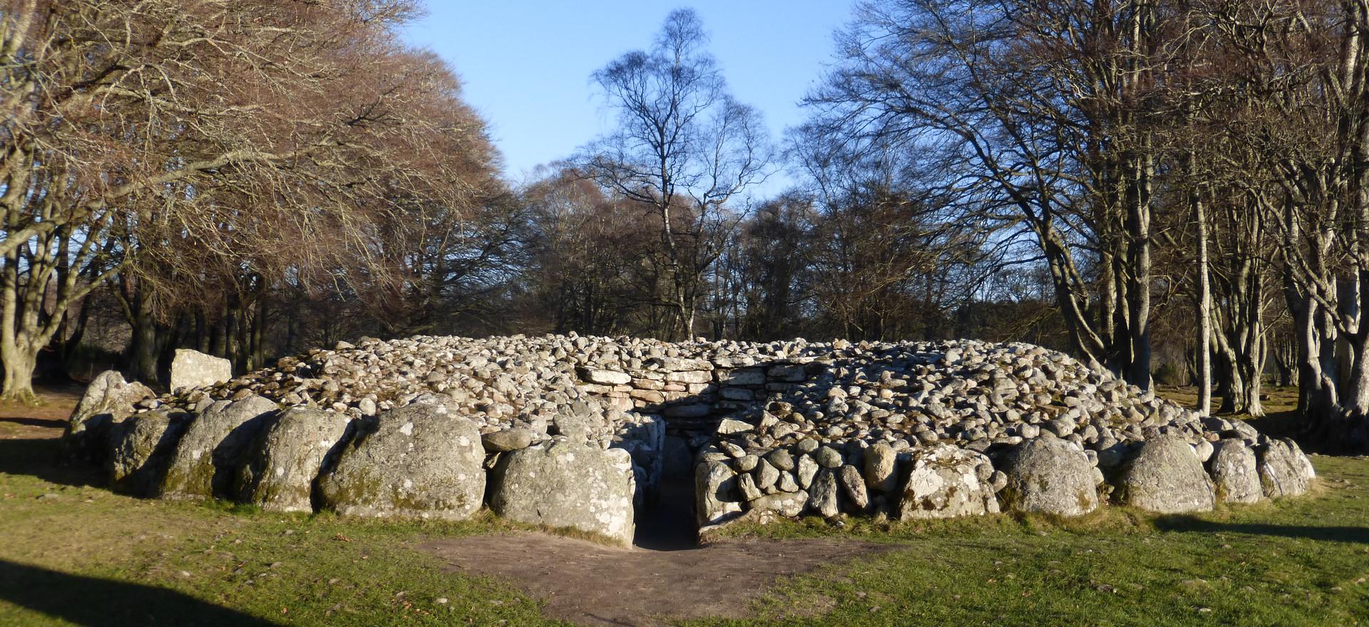 Clava Cairn