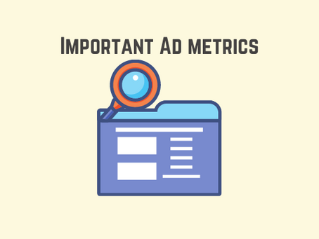 How to use ad metrics to improve your social media marketing ad performance