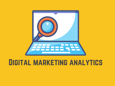 Digital marketing analytics data lets you make better decisions to boost your sales