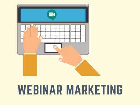 Webinar marketing: the organic growth tactic