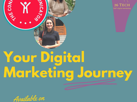 Interview – The digital marketing journey of a communications and a soft skills consulting company