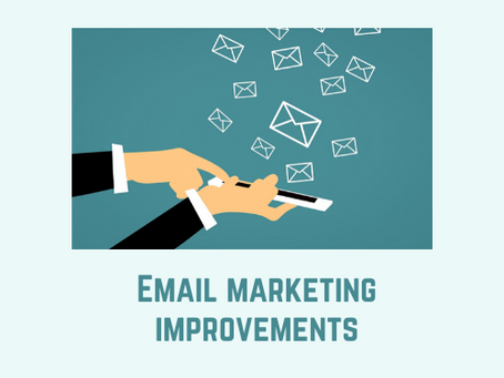Improve your email marketing strategy by making data-based decisions