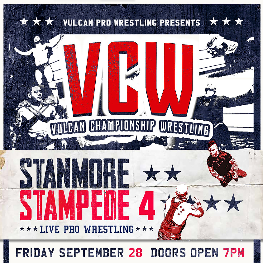VCW STANMORE STAMPEDE 4