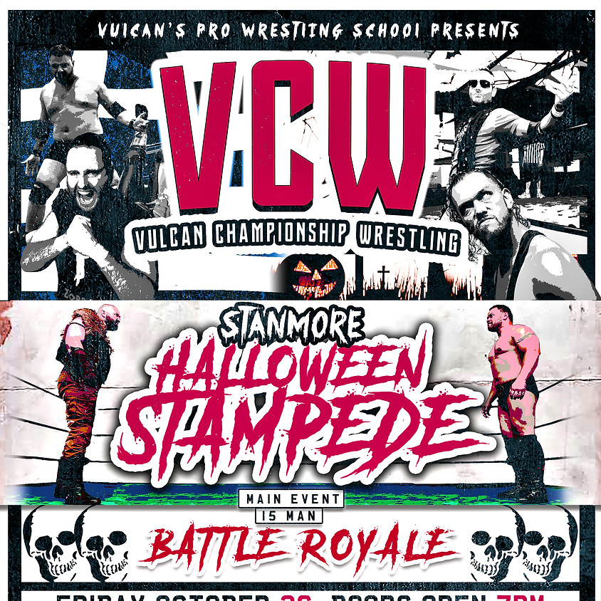 VCW Presets STAMORE HALLOWEE STAMPEDE