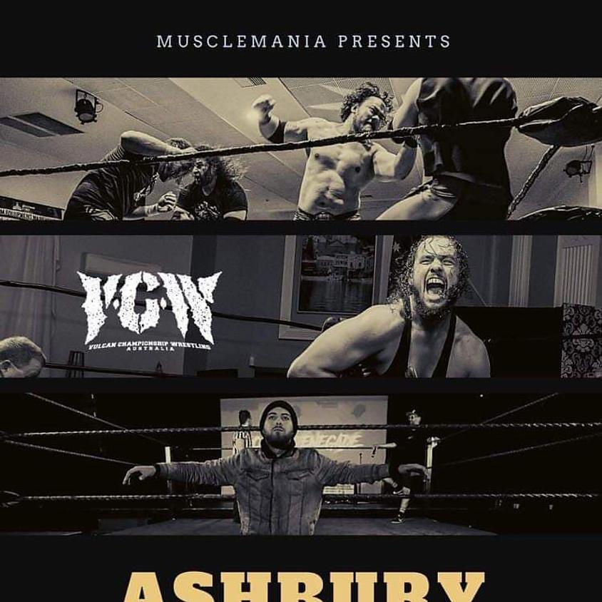 VCW Presents ASHBURY EVOLUTION