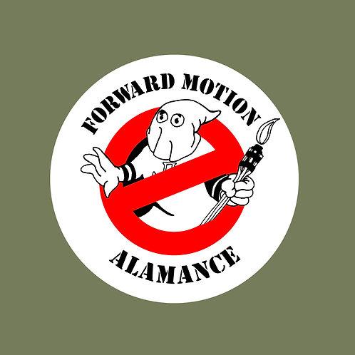 FMA Klanbuster Logo Sticker