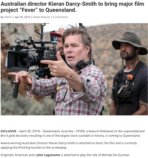FEVER gets a new director