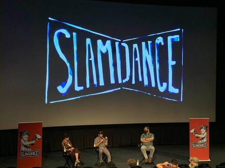 Slamdance screening KING OF BEASTS