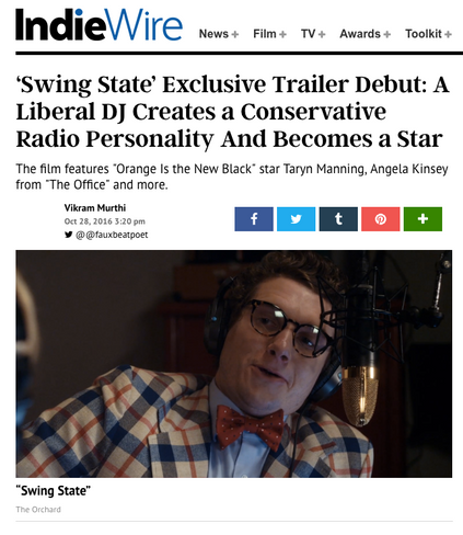 SWING STATE has a new trailer