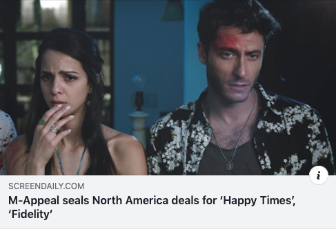 Happy Times closes US distribution