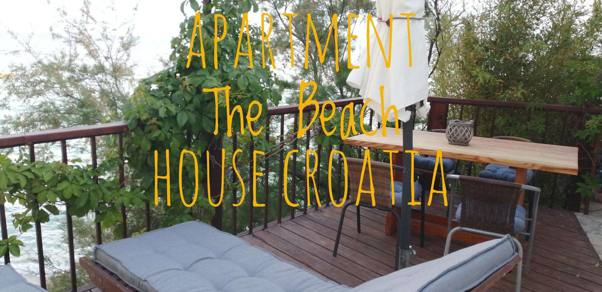 The Beach house Croatia