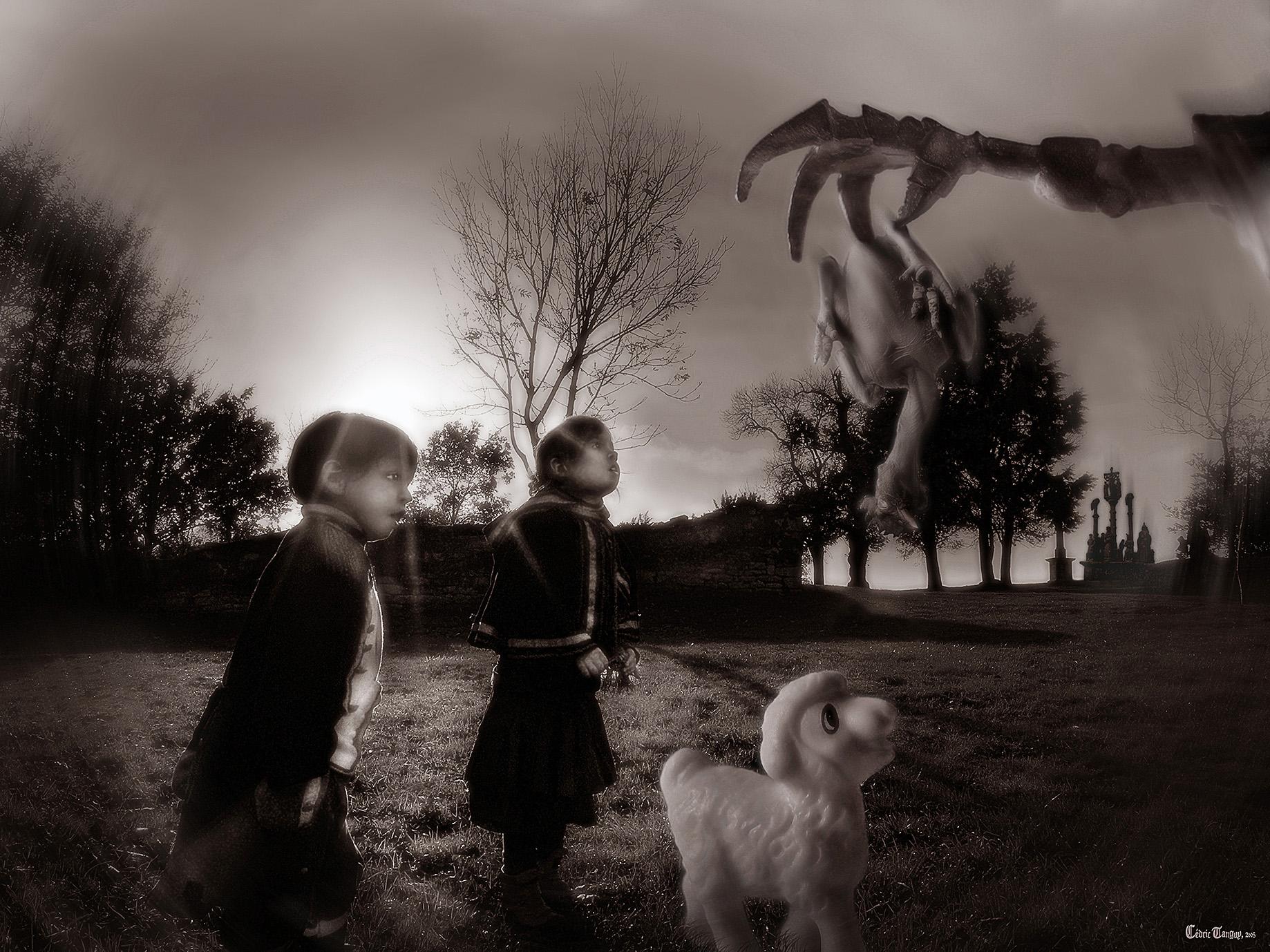 La tentation de l'agneau avivor des enfants seguin.