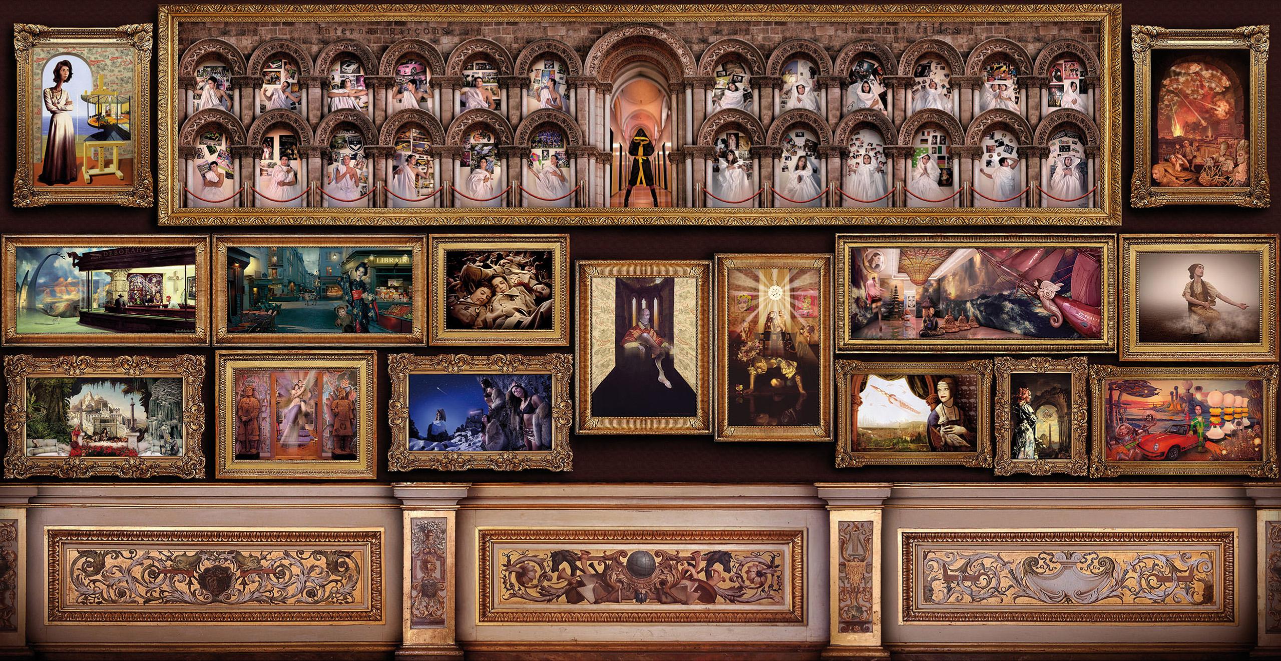 Cabinet d'amateur (partIII).