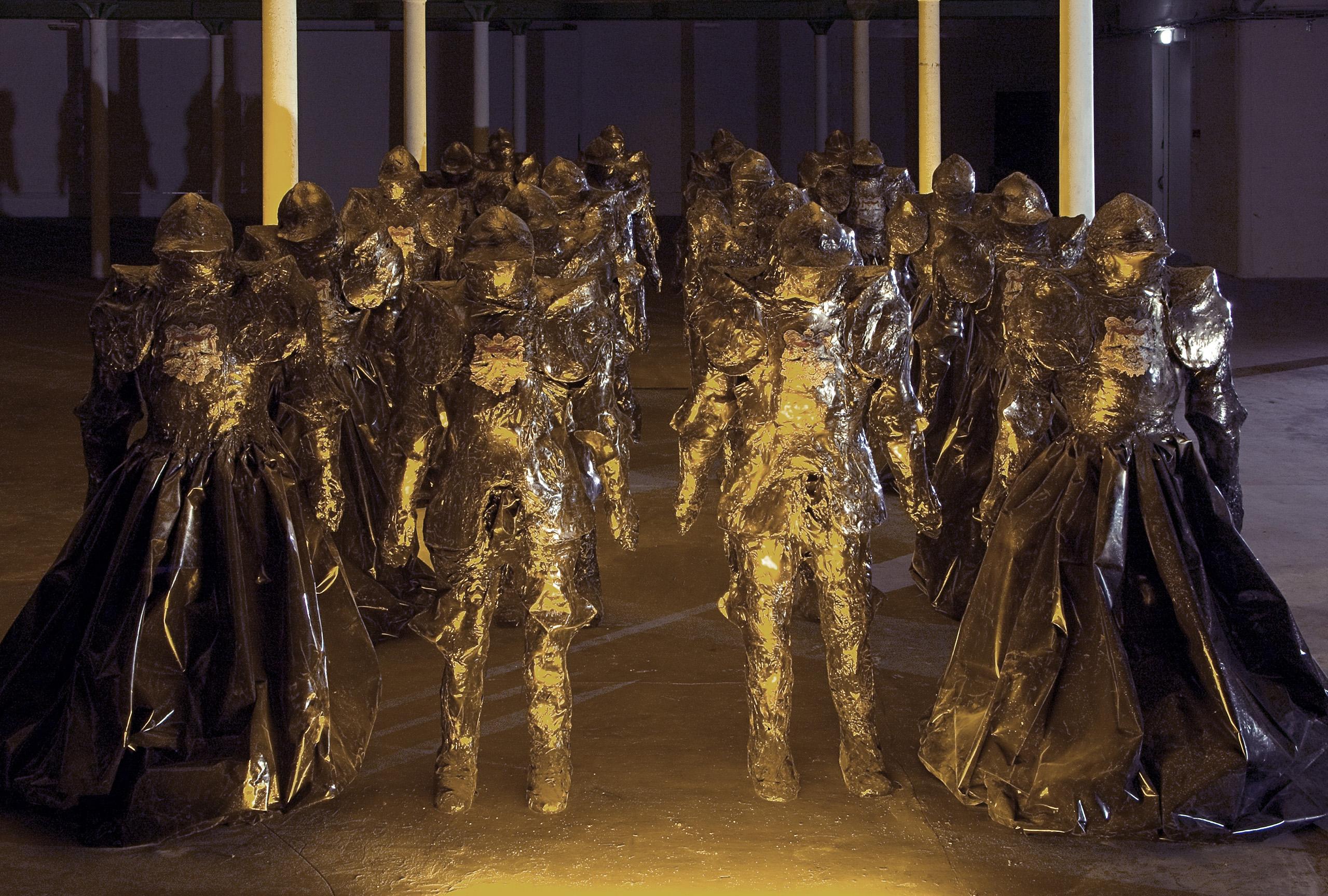 L'armée en plastique. 2006.