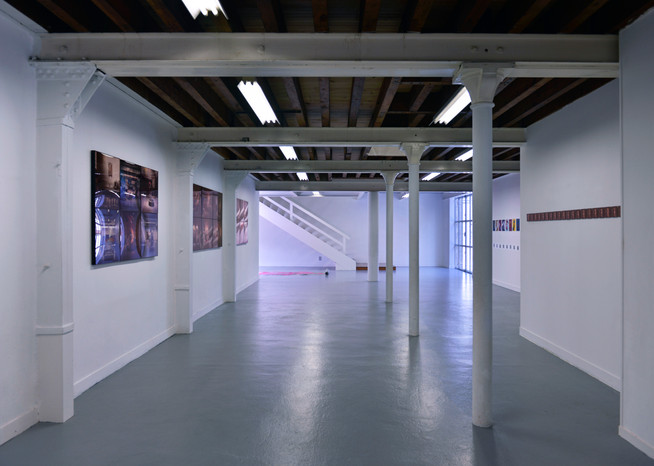 Cédric Tanguy, Galerie Duchamp, 2018.