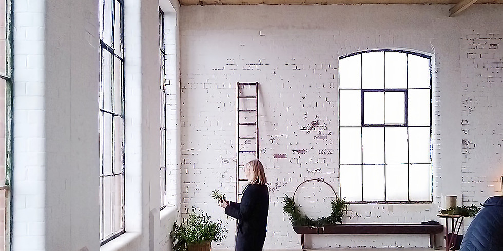 Spring wreath making 2020